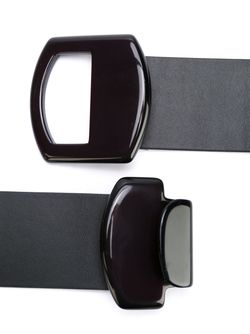 Hook Fastening Belt Marni                                                                                                              чёрный цвет