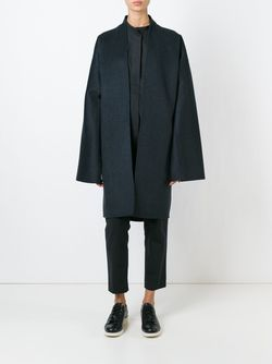 Пальто Свободного Кроя Sofie D'Hoore                                                                                                              серый цвет