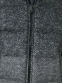 Пуховик Montegenevre Moncler                                                                                                              серый цвет