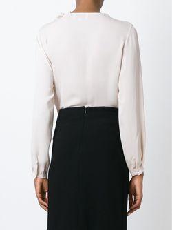 Блузка С Драпированными Деталями 3.1 Phillip Lim                                                                                                              Nude & Neutrals цвет