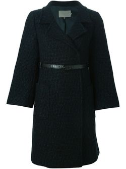 Двубортное Пальто L' Autre Chose                                                                                                              синий цвет
