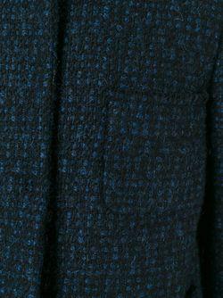 Твидовый Жакет L' Autre Chose                                                                                                              синий цвет