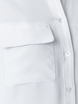 Рубашка С Карманами Equipment                                                                                                              Nude & Neutrals цвет
