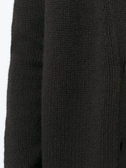 V-Neck Buttoned Cardigan Theory                                                                                                              коричневый цвет