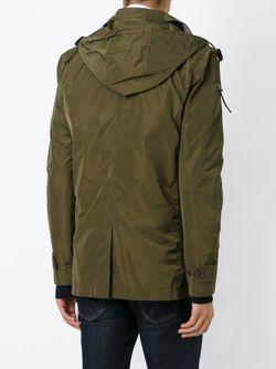 Куртка С Капюшоном Burberry Brit                                                                                                              зелёный цвет
