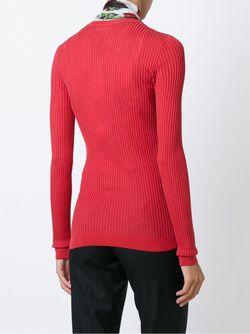 Кардиган В Рубчик Dolce & Gabbana                                                                                                              красный цвет