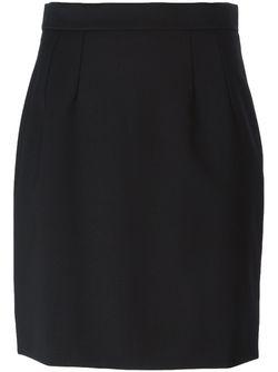 Классическая Юбка Dolce & Gabbana                                                                                                              чёрный цвет