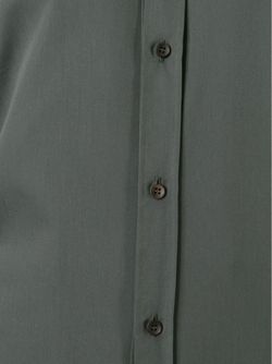 Классическая Рубашка Dolce & Gabbana                                                                                                              серый цвет