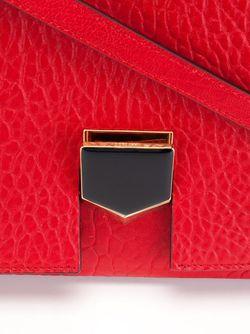 Средняя Сумка-Тоут Lockett Jimmy Choo                                                                                                              красный цвет