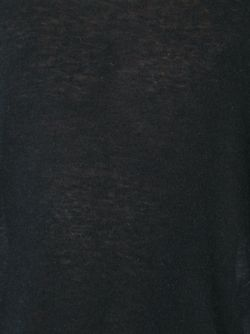 Свитер С Высоким Горлышком Haider Ackermann                                                                                                              чёрный цвет