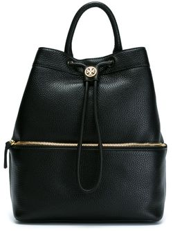 Robinson Backpack Tory Burch                                                                                                              черный цвет