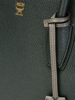 Большая Сумка-Тоут Milla MCM                                                                                                              серый цвет