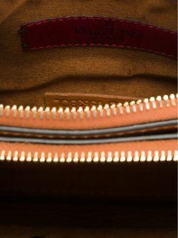 Клатч Rockstud Valentino Garavani                                                                                                              желтый цвет