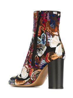 Ботинки Camubutterfly Valentino Garavani                                                                                                              многоцветный цвет