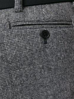 Брюки С Фартуком Спереди 3.1 Phillip Lim                                                                                                              серый цвет