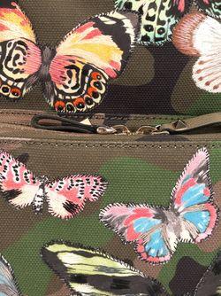 Рюкзак Camubutterfly Valentino Garavani                                                                                                              зелёный цвет