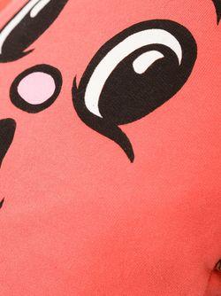 Сумка-Тоут Dolly Jeremy Scott                                                                                                              красный цвет