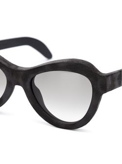 Mask Y2 Sunglasses KUBORAUM                                                                                                              чёрный цвет