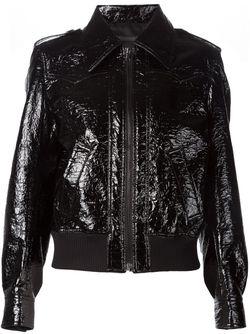 Classic Collar Jacket Comeforbreakfast                                                                                                              черный цвет