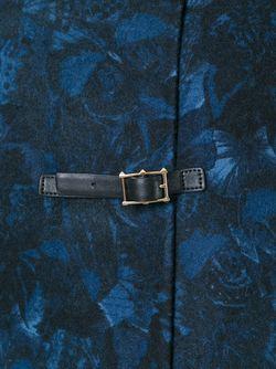 Пальто Camubutterfly Valentino                                                                                                              синий цвет