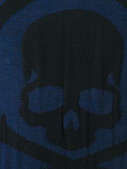 Свитер Draft Day Philipp Plein                                                                                                              синий цвет