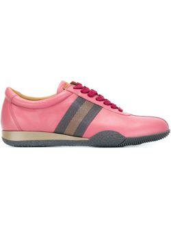 Кроссовки В Стиле Ретро Bally                                                                                                              розовый цвет