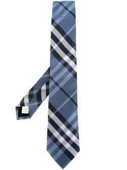 Nova Check Tie Burberry                                                                                                              синий цвет