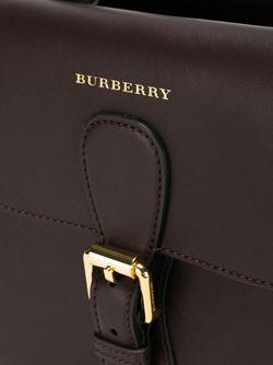 Сумка Saddle Burberry                                                                                                              розовый цвет