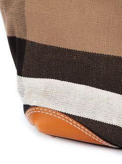 Сумка-Тоут Nova Burberry                                                                                                              коричневый цвет