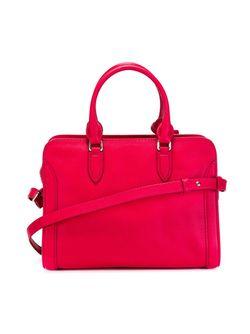 Сумка-Тоут Padlock Alexander McQueen                                                                                                              розовый цвет