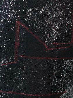 Леггинсы С Принтом Граффити Faith Connexion                                                                                                              черный цвет