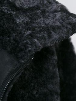 Двустороннее Пальто Из Шерсти Ягненка Drome                                                                                                              серый цвет
