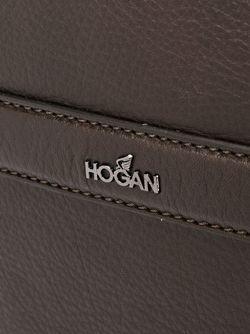 Дорожная Сумка Hogan                                                                                                              коричневый цвет