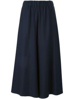 Wide Leg Culottes DUSAN                                                                                                              синий цвет