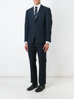 Твидовый Блейзер Ralph Lauren                                                                                                              синий цвет