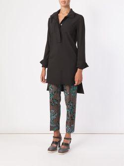High-Low Hem Tunic Marni                                                                                                              чёрный цвет