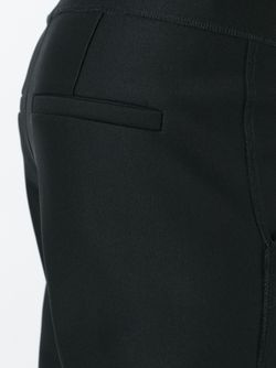 Drawstring Fastening Trousers CMMN SWDN                                                                                                              черный цвет