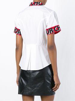 Рубашка С Короткими Рукавами Marc by Marc Jacobs                                                                                                              белый цвет