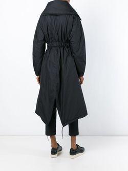 Объемный Пуховик С Поясом Y-3                                                                                                              чёрный цвет