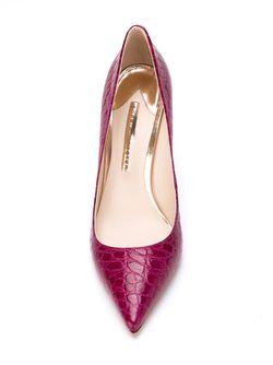 Туфли Coco Flamingo Sophia Webster                                                                                                              розовый цвет