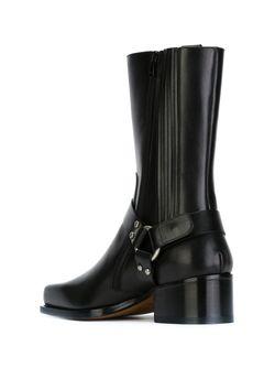 Ботинки С Квадратным Носком Dsquared2                                                                                                              чёрный цвет