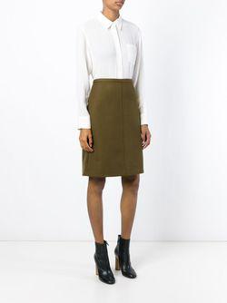 A-Line Skirt Theory                                                                                                              зелёный цвет