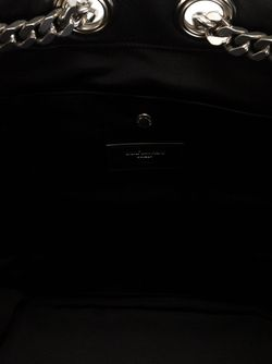 Сумка-Мешок С Цепочной Ручкой Saint Laurent                                                                                                              черный цвет