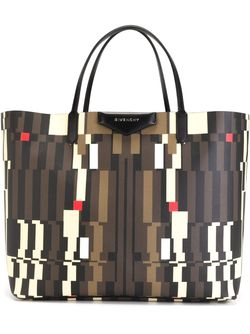 Сумка-Тоут Antigona Givenchy                                                                                                              коричневый цвет