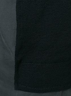 Кардиган С Панельным Дизайном На Молнии Silent Damir Doma                                                                                                              черный цвет