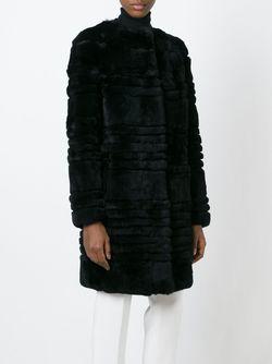 Пальто Bacall Diane Von Furstenberg                                                                                                              черный цвет