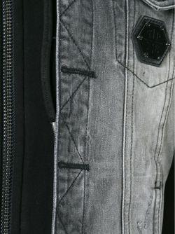 Куртка Fit Philipp Plein                                                                                                              серый цвет