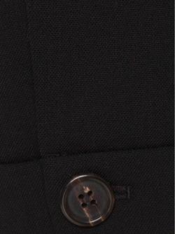 Укороченные Брюки Кроя Слим Chloe                                                                                                              черный цвет