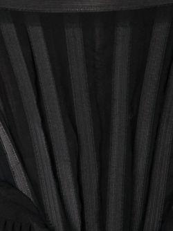 Топ В Стиле Корсета Givenchy                                                                                                              черный цвет