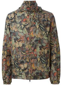 Куртка Camubutterfly Valentino                                                                                                              зелёный цвет